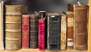 Een greep uit mijn boekenlijst